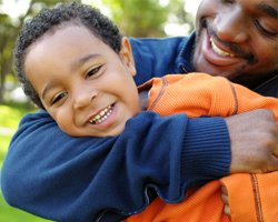 child custody for men