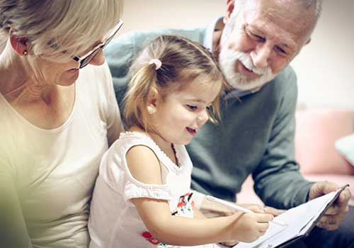 Grandparent-rights