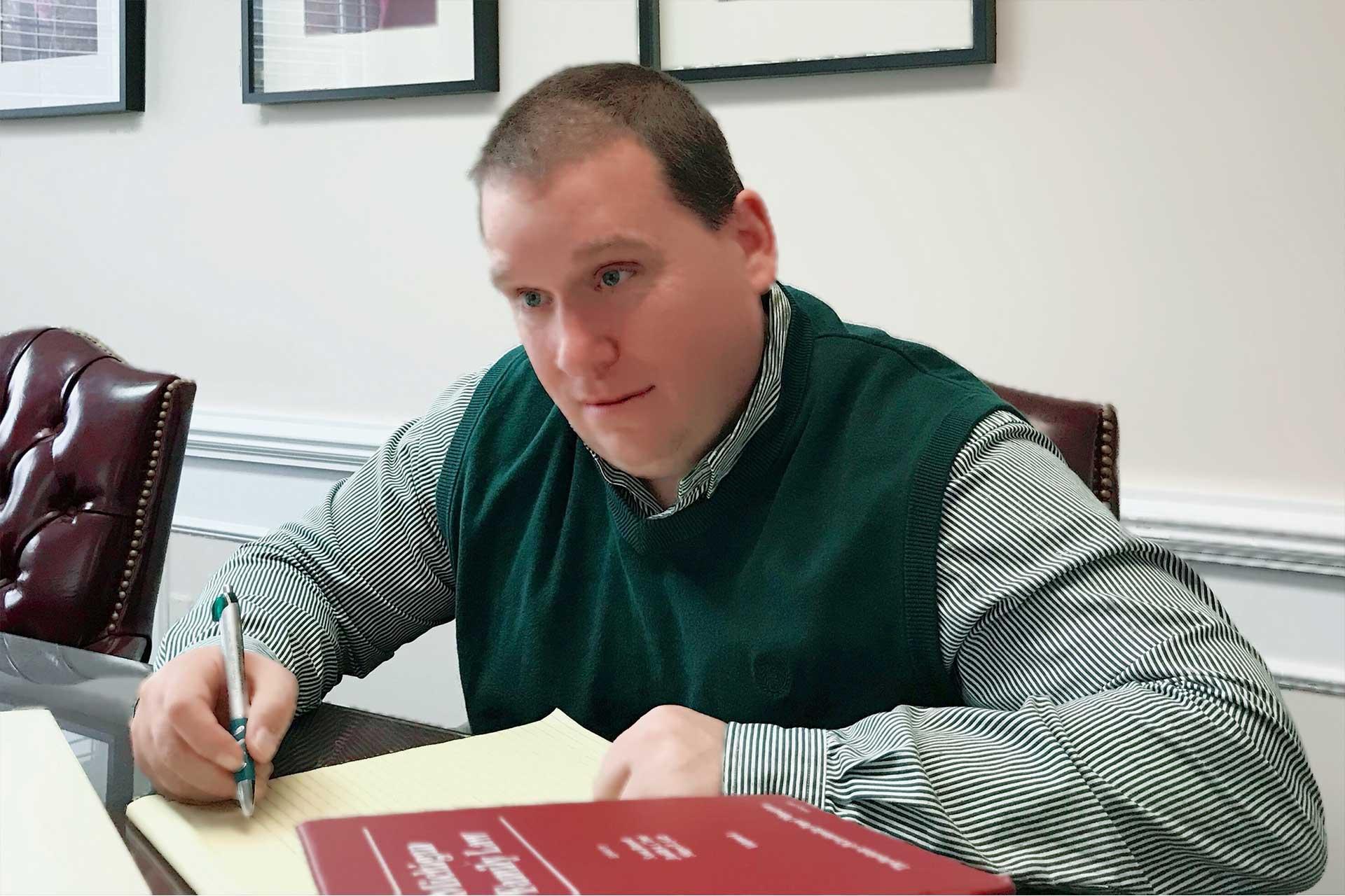 David J. Dart Divorce Attorney