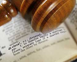 divorce court attorney